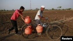 این دومین سال پیاپی است که هندوستان با موج شدید گرما و بیآبی دست به گریبان است