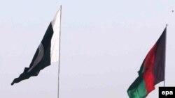 د افغانستان او پاکستان ګډ بیرغونه