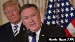 Мајк Помпео положи свечена заклетва како нов американски државен секретар