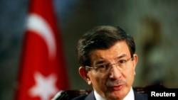 رئيس وزراء تركيا احمد داوود اوغلو
