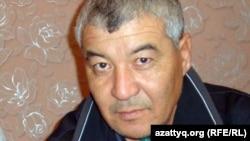 Житель Жанаозена Нурлыбек Нургалиев. 15 января 2012 года.