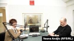 Branka Mihajlović i Kokan Mladenović