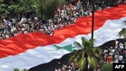 Pamje nga Siria...
