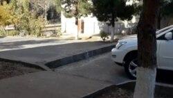 Türkmen häkimiýetleri bir hepde öň guýlan beton germewleri aýyrýar