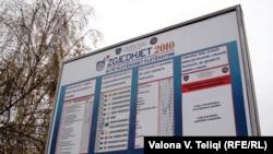 Foto nga zgjedhjet e fundit në Kosovë...