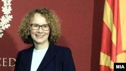 Министерката за одбрана Радмила Шеќеринска