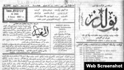 """Йолдыз"" газеты, Казан, 2 июнь, 1917 ел (№1800)"