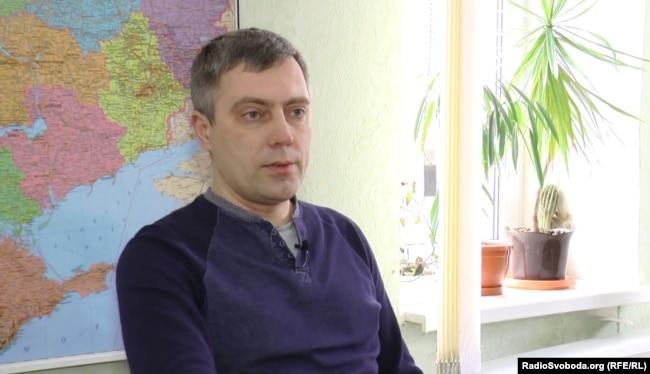 Олег Батурин, керівник громадської організації «Європростір»