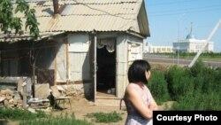 Блогшы Аңсаған Мұстафаның Happy birthday, Astana! деген атаумен жариялаған фотосуреті. Астана, 6 шілде 2011 жыл. (Көрнекі сурет)