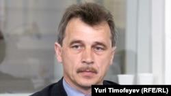 Анатолий Лебедько – один из лидеров белорусской оппозиции