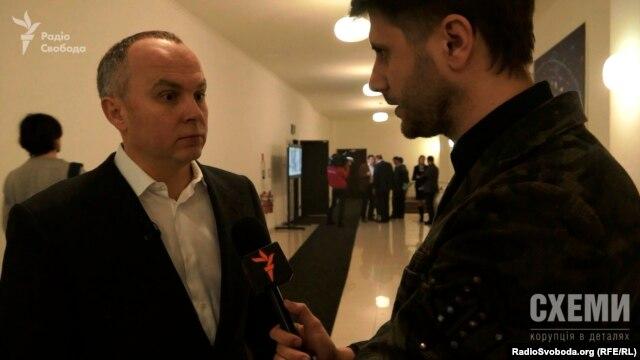 Народний депутат Нестор Шуфрич