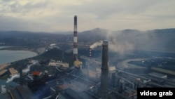 Город Карабаш, считающимся одним из наиболее загрязнённых в России