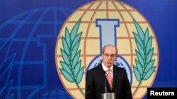 Drejtori i Organizatës për ndalimin e Armëve Kimike Ahmet Uzumcu