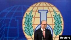 Drejtori i përgjithshëm i OPCW-së Ahmet Uzumcu