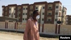 Պակիստանում կառավարությունը կարանտինի է ենթարկում Իրանից վերադարձող ուխտագնացներին, Տաֆտանի անցակետ