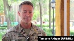 جنرال سکات میلر، فرمانده عمومی نیروهای امریکایی و مأموریت حمایت قاطع در افغانستان
