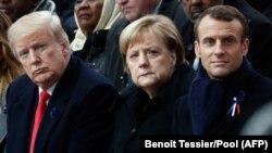По време на управлението на Тръмп отношенията с традиционните съюзници на САЩ в Европа - Германия и Франция, се влошиха.