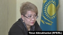 Парамоновка ауылы мектебінің директоры Тавархан Қоядар. 31 қаңтар 2017 жыл.