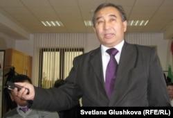 Аскар Наурызбаев, директор филиала компании «Джи-эс-эм –Казахстан». Астана, 27 октября 2011 года.