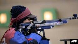 نرجس امام قلی نژاد در بازیهای آسیایی