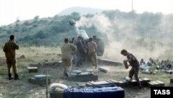 Когда пушки замолкли. Азербайджанские артиллеристы на позициях