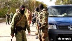Pamje nga një këmbim i mëparshëm i të burgosurve ndërmjet Ukrainës dhe separatistëve