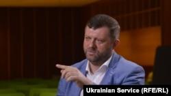 Перший заступник голови фракції «СН» Олександр Корнієнко