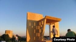 Block 89 proiectul de artă al lui Ștefan Rusu