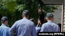 Суд над Андрэем Пачобутам
