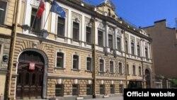 Здание генерального консульства Польши в Санкт-Петербурге