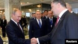Рукопожатие в Минске