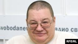 Дмитрий Шушарин, политолог
