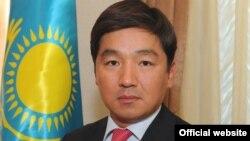 Алматы қаласының жаңа әкімі Бауыржан Байбек.