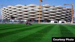 المدينة الرياضية في البصرة (الارشيف)