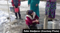 Кыргызстандагы айылдардын бири. (Архив)