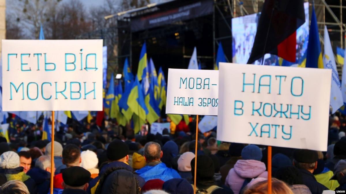 Кремль хочет защищать в Украине не только русскоязычных (обзор прессы)