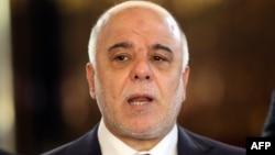 Kryeministri irakian Haidar al-Abadi