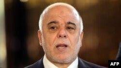 Ирачкиот премиер Хаидар ал Абади