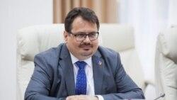 Ambasadorul UE în R. Moldova, Peter Michalko, intervievat de Liliana Barbăroșie