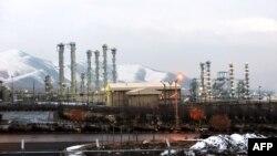 A heavy-water installation in Arak, Iran