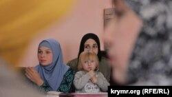 Встреча «Крымской солидарности», Бахчисарай, 30 сентября 2017 год