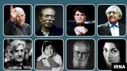 محمدرضا شجریان، فروغ فرخزاد و سیمین بهبهانی از جمله کسانی هستند که قرار است نامشان بر خیابانها گذاشته شود.