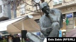Spomenik Nikoli Tesli u Zagrebu