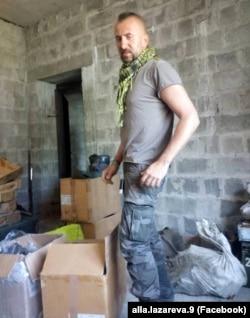 Василь Сліпак займався і волонтерством, допомагаючи фронту