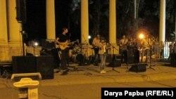 Исполнители из Абхазии в последние годы все чаще участвуют в российских песенных конкурсах