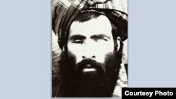 До сих пор прессе известна лишь эта древняя фотография лидера Талибан Муллы Мухаммад Омара.