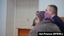 Софья Христова в зале Зеленодольского городского суда