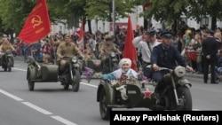 Военный парад в Севастополе, 9 мая 2019 года