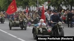 Минулорічні святкування на 9 травня в окупованому Севастополі