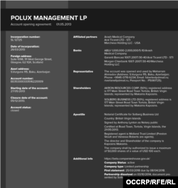 POLUX MANAGEMENT LP/OCCRP-4